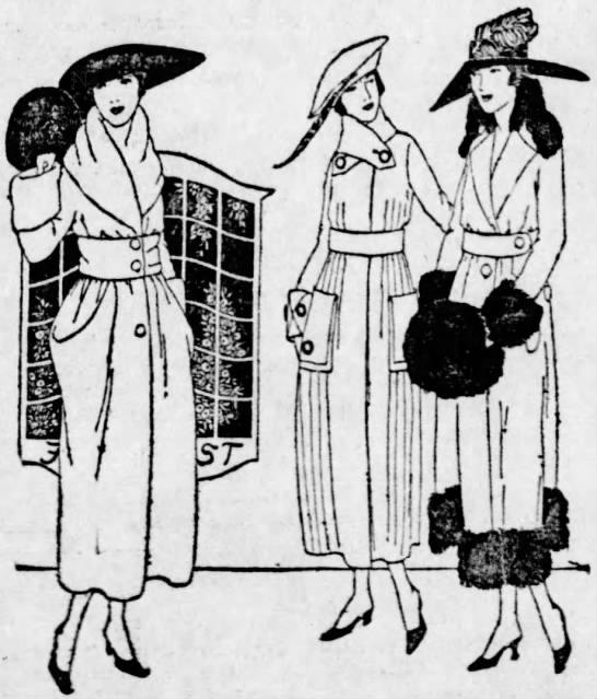 coats 1918